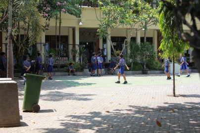 Ecole à Ubud
