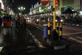 Jogjakarta de nuit