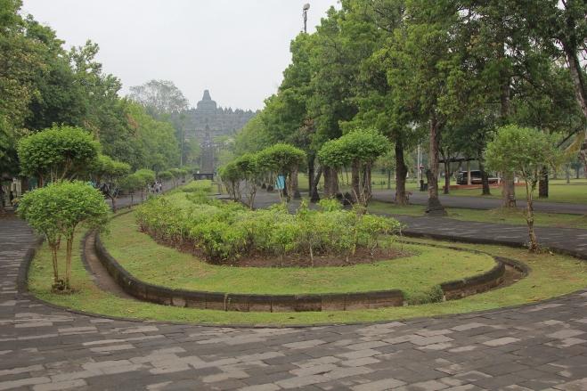 Entré de Borobudur