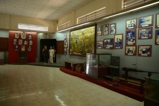 Musée qui semblait abandonné