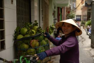 Vente de fruits hihi