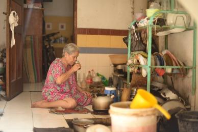 Cuisine en Indonésie à Cianjur