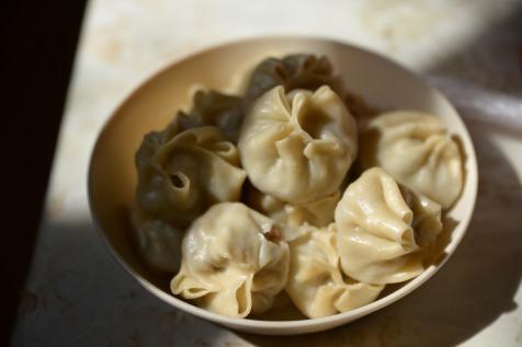 Raviolis mongols ou buuz
