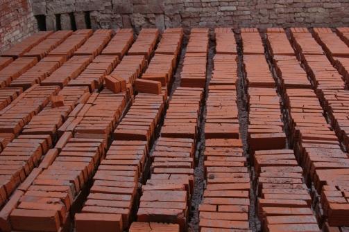Fabrique de briques
